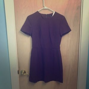 New French Connection Purple Sundae Dress Size 6